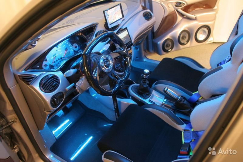 """Тюнинг салона ford focus 2"""" - карточка пользователя Иван Хвостовский в Яндекс.Коллекциях"""