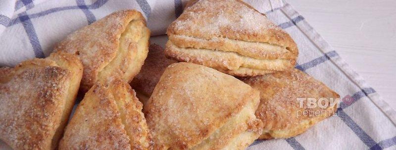 Детское творожное печенье рецепт с пошагово в духовке