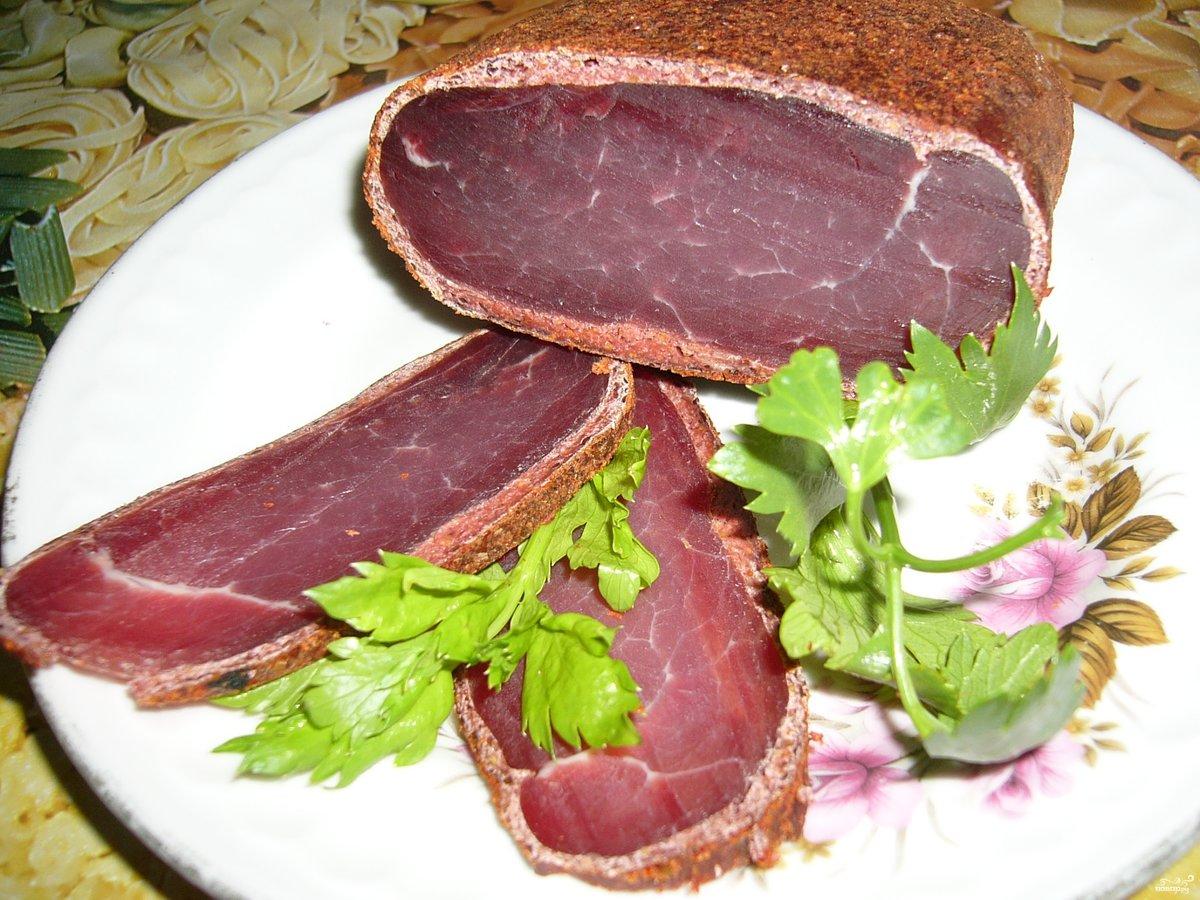 Сыровяленая колбаса в домашних условиях Кулинарные 28