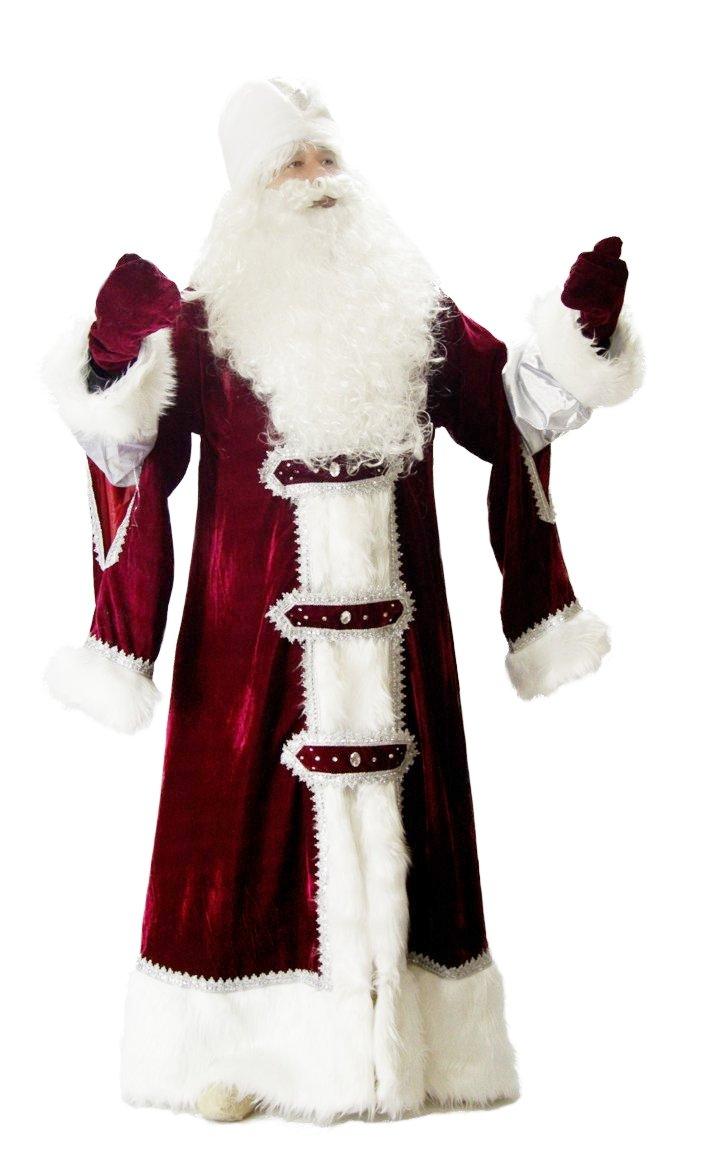 Заказать костюм деда мороза на новый год