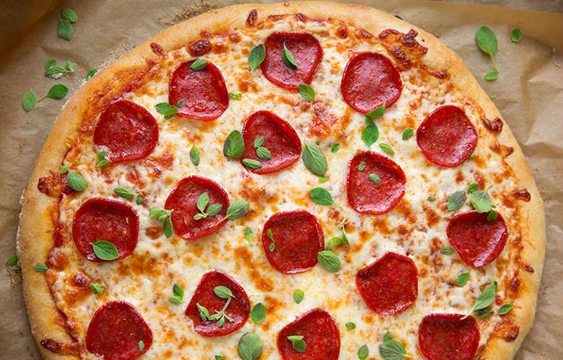 Пицца пепперони в домашних условиях рецепт с пошагово