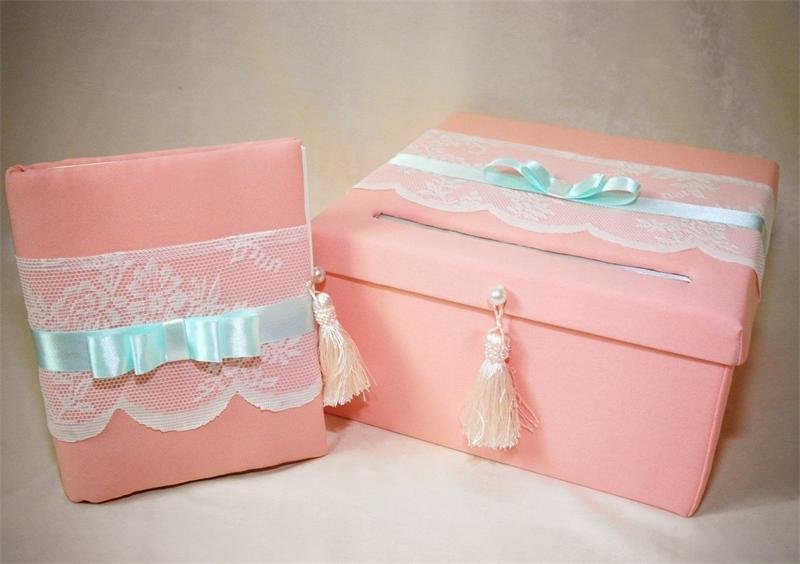 Как сделать коробку свадебную своими руками
