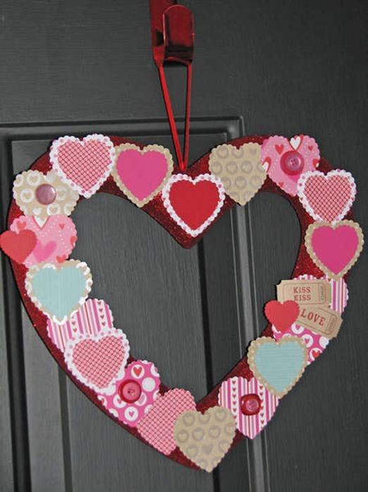 Поделки ко дню влюблённых своими руками 91