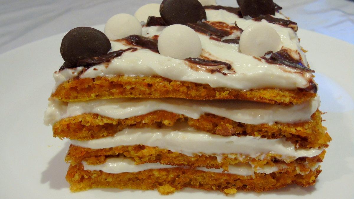 Торт диетический рецепты с пошагово