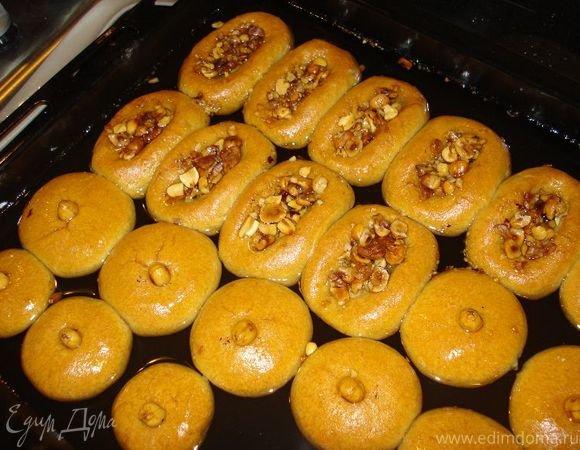 Восточные сладости рецепты с пошагово