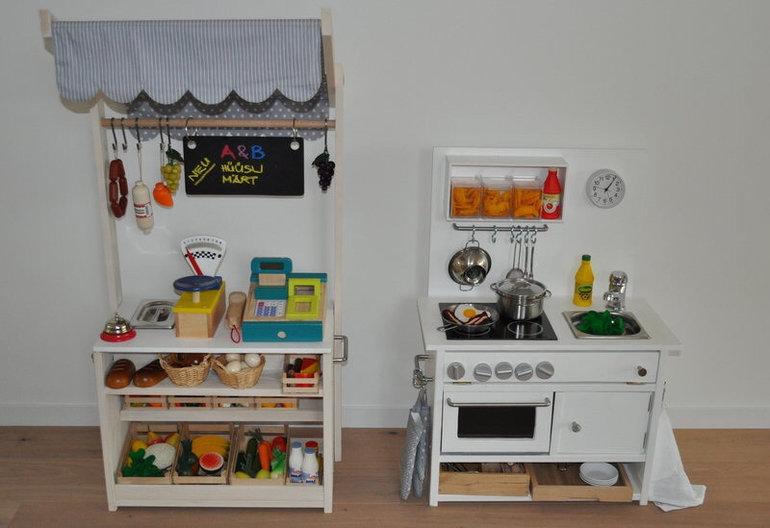 Идеи для детской кухни своими руками