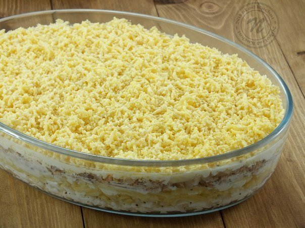 Австрийский салат рецепт с пошагово