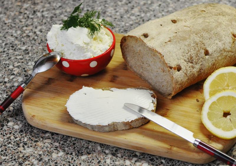 Как дома сделать филадельфию сыр