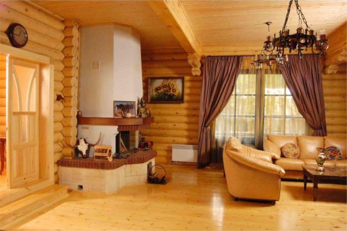 Дизайн дома внутри своими руками в деревни