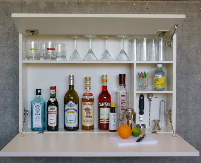 Как сделать бар дома своими руками