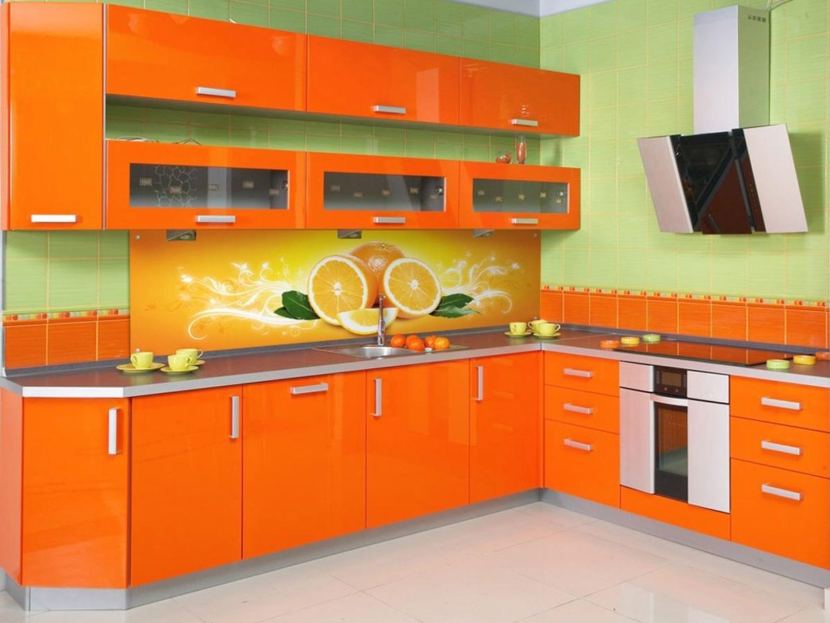 Обои для кухни - 155 фото дизайна, какие 90
