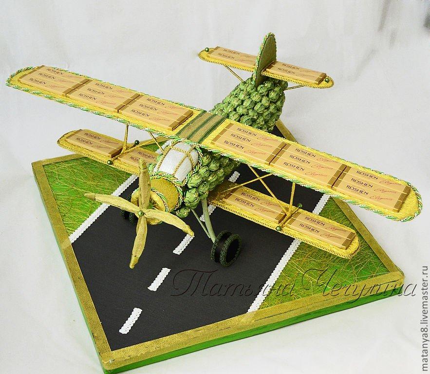 Сувениры своими руками самолеты 77