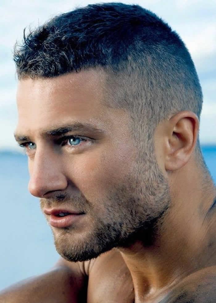 Фото причёсок красивых мужчин