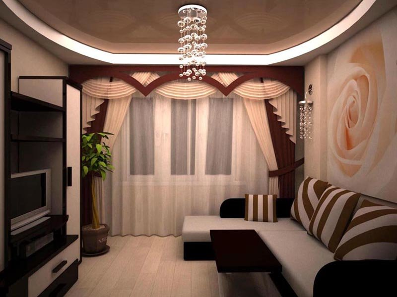 Фото ремонта и дизайна квартир своими руками 8