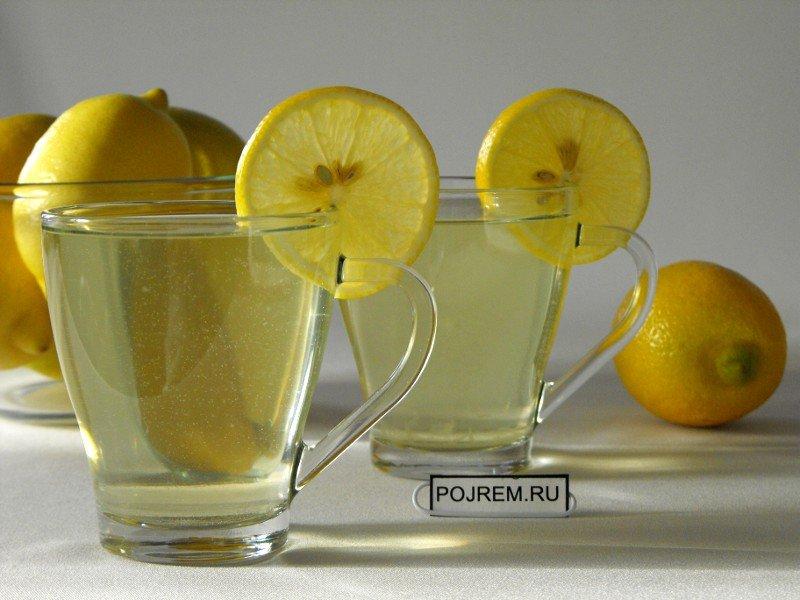 Как сделать лимонный напиток