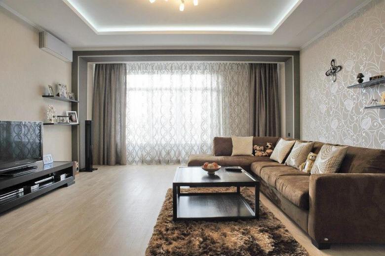 Дизайн обычной квартиры своими руками 21
