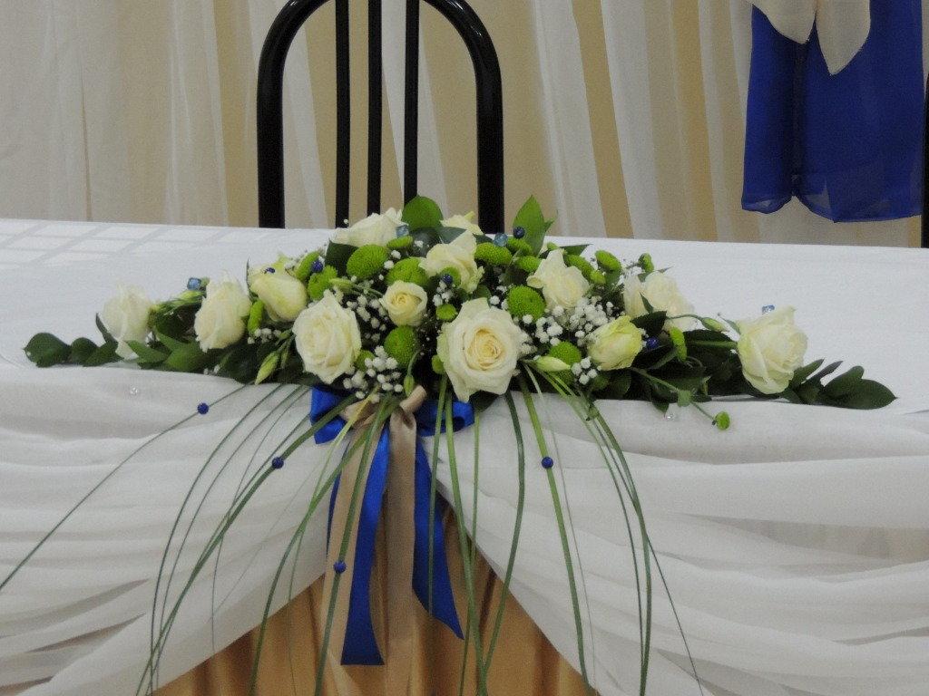 Как сделать свадебные композиции своими руками