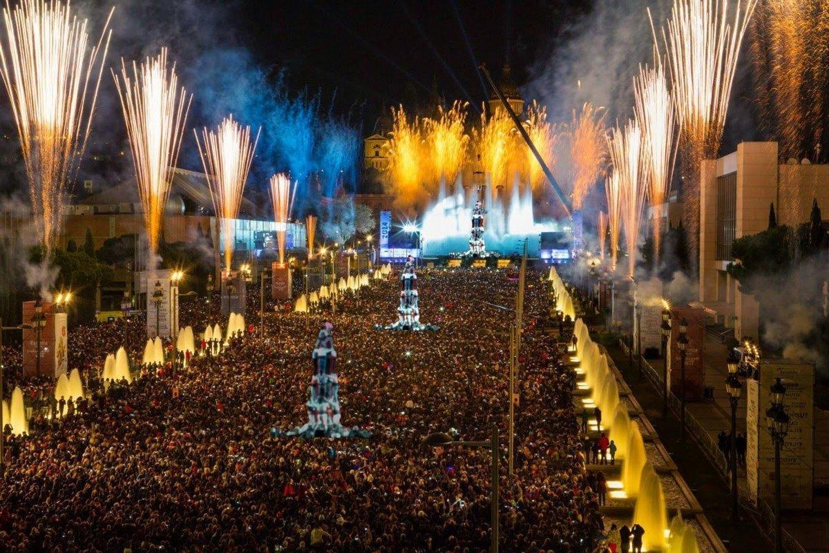 Туры на новый год в барселоне