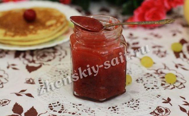 Варенье из винограда изабелла рецепт с фото