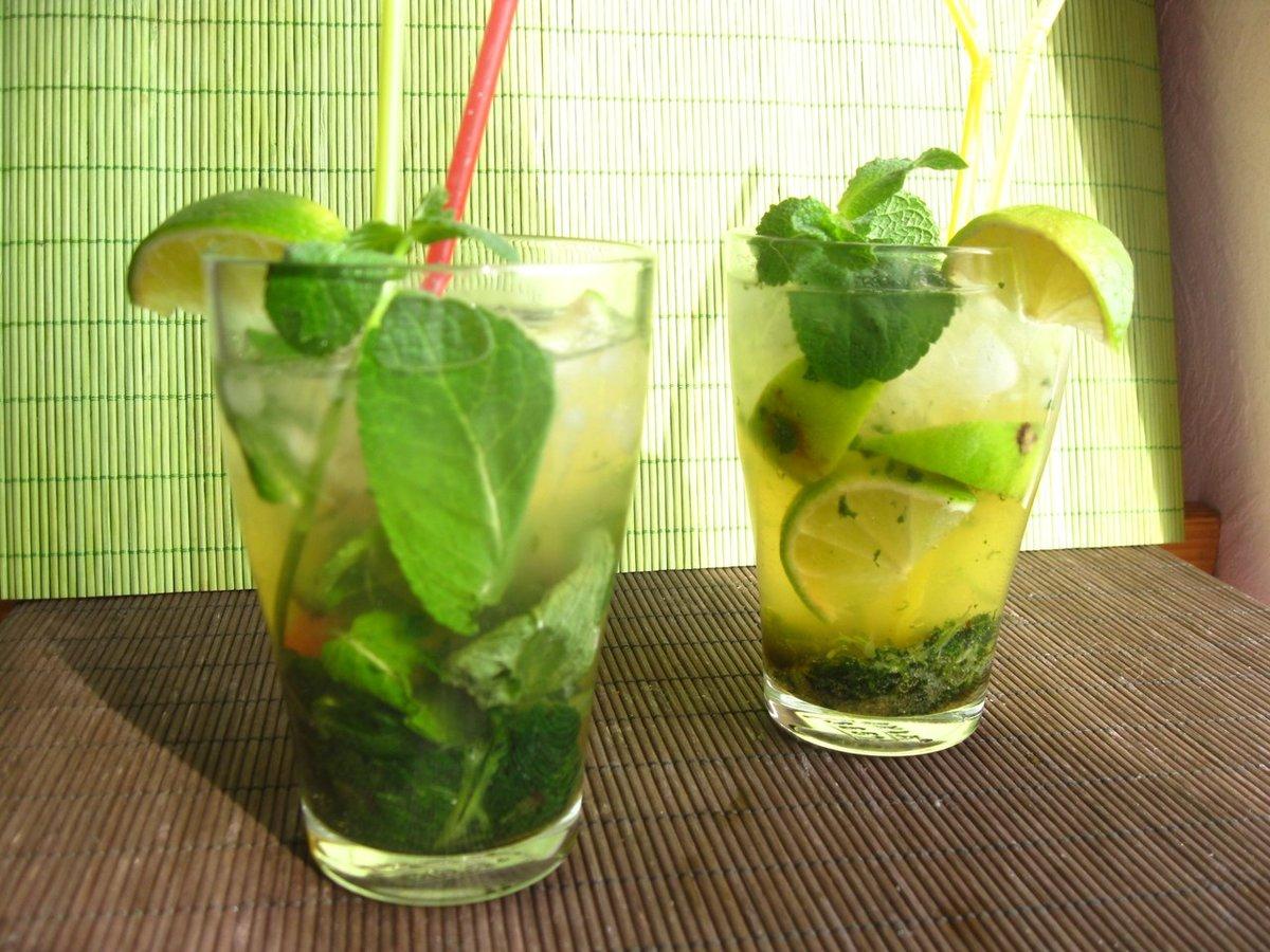 Напиток с лаймом и мятой в домашних условиях 582