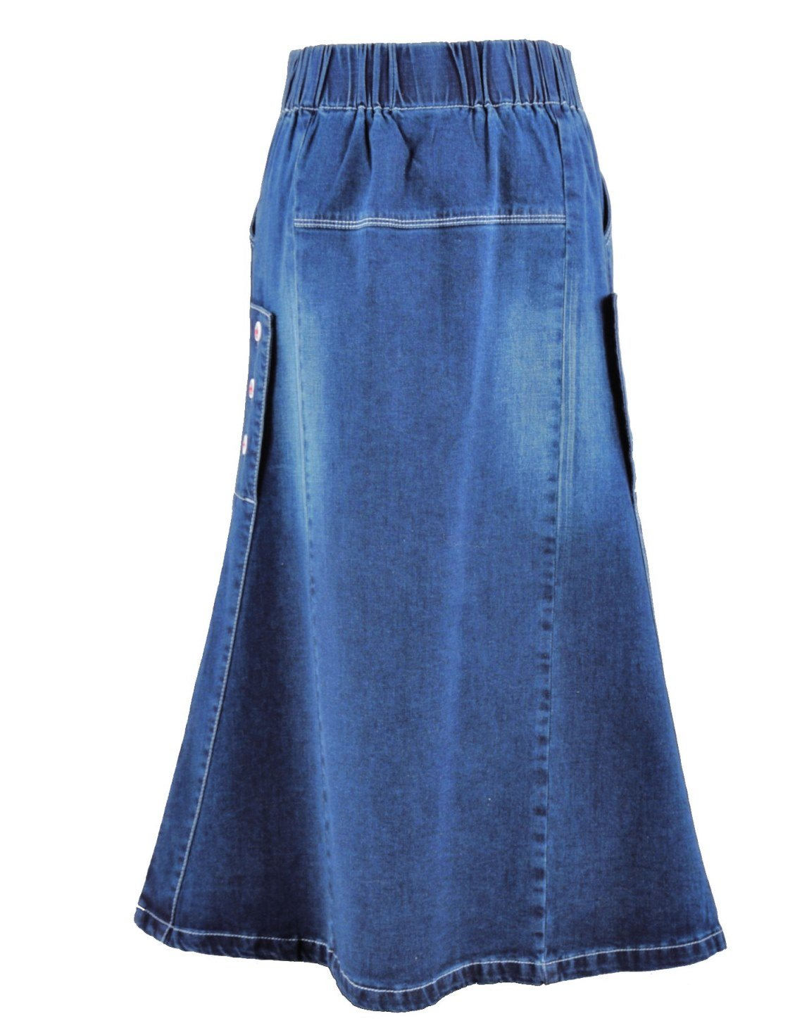 Джинсовая юбка своими руками для женщин