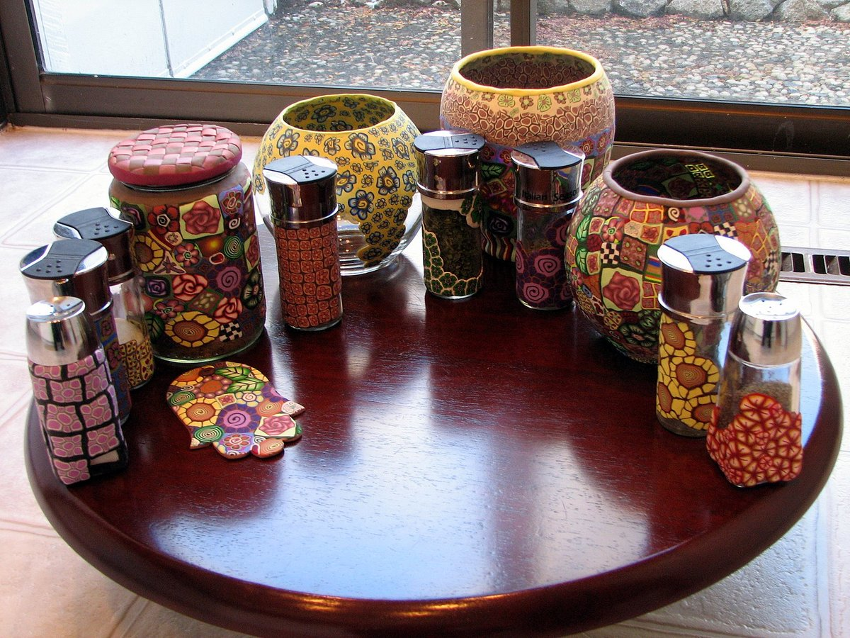 Поделки из баночек из-под кофе 53
