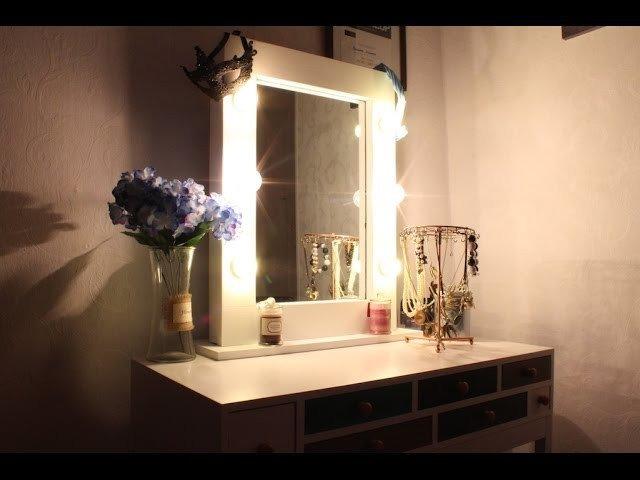 Освещение для туалетного столика для макияжа