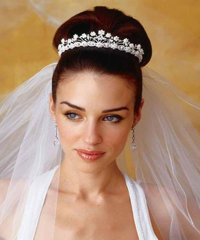 Рейтинг свадебных причесок