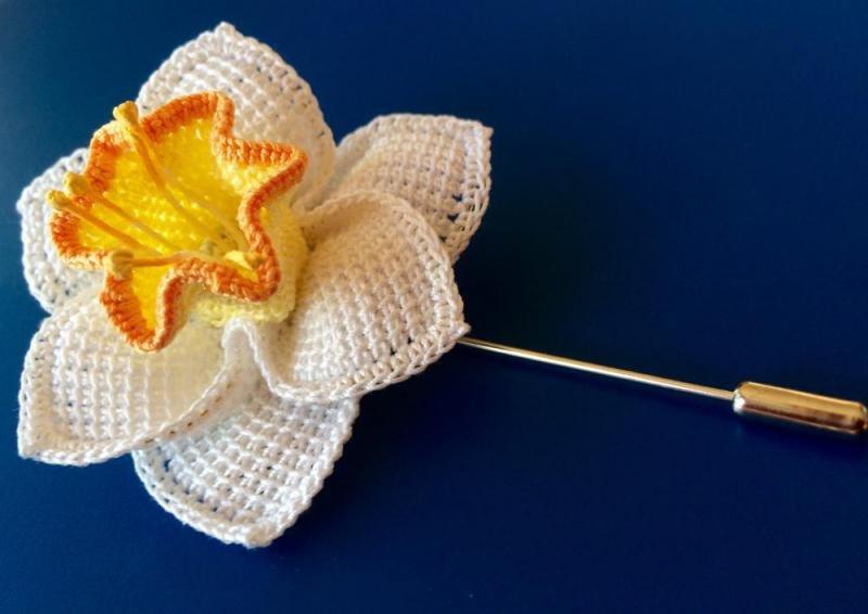 Вязанья крючком видео цветы