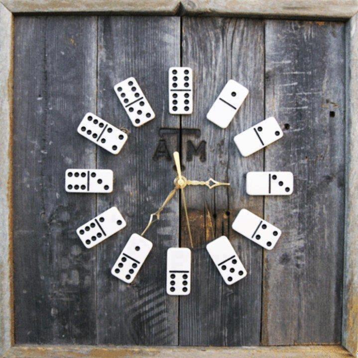 Часы огромные своими руками 52