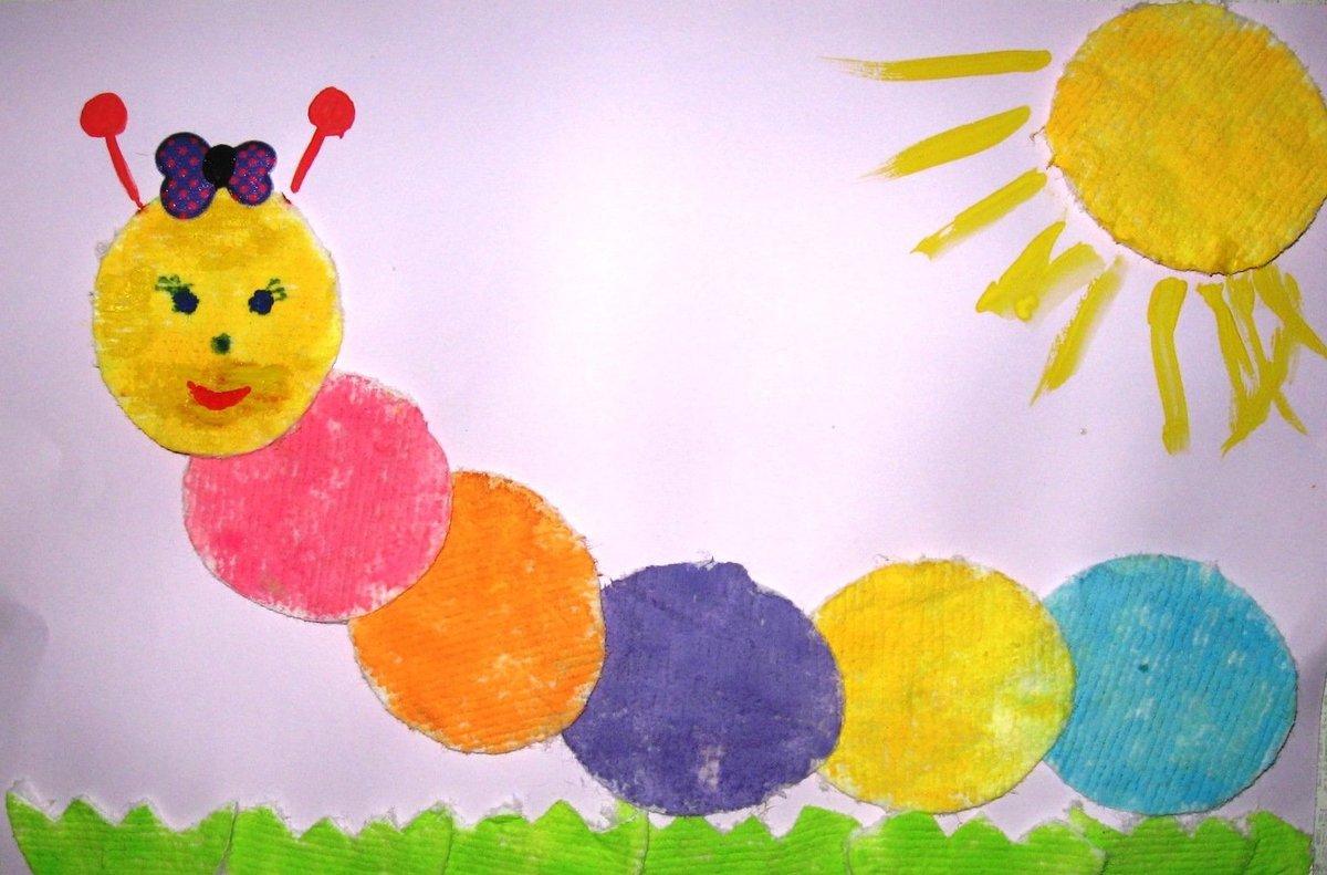 Картинки для детей рисовать своими руками 930