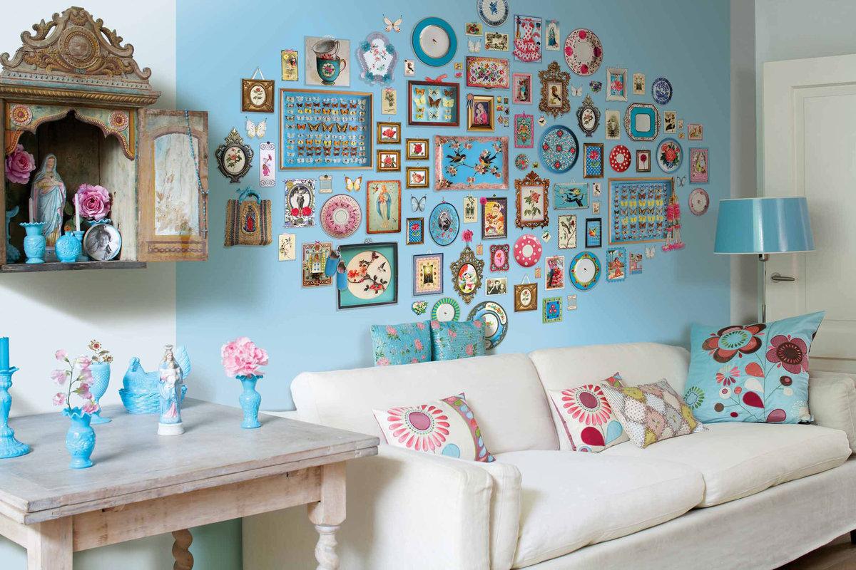 Как украсить комнату своими руками - 61 фото организации 96
