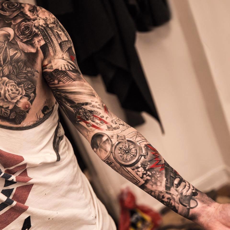 Тату для парней 10847 лучших фото татуировок для мужчин