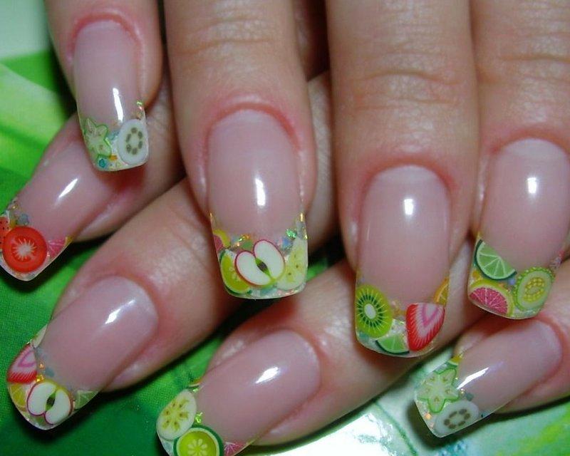 Ногтевой дизайн ногтей