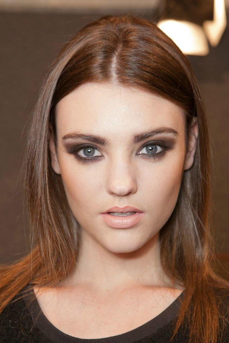 Глубоко посаженные глаза макияж с фото