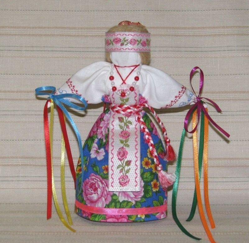 Кукла оберег желанница своими руками мастер класс 856