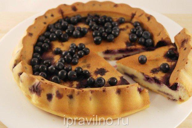Пироги с красной рябиной рецепты с фото