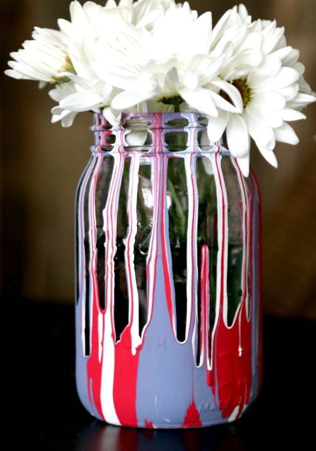 Заполняем вазу своими руками 25