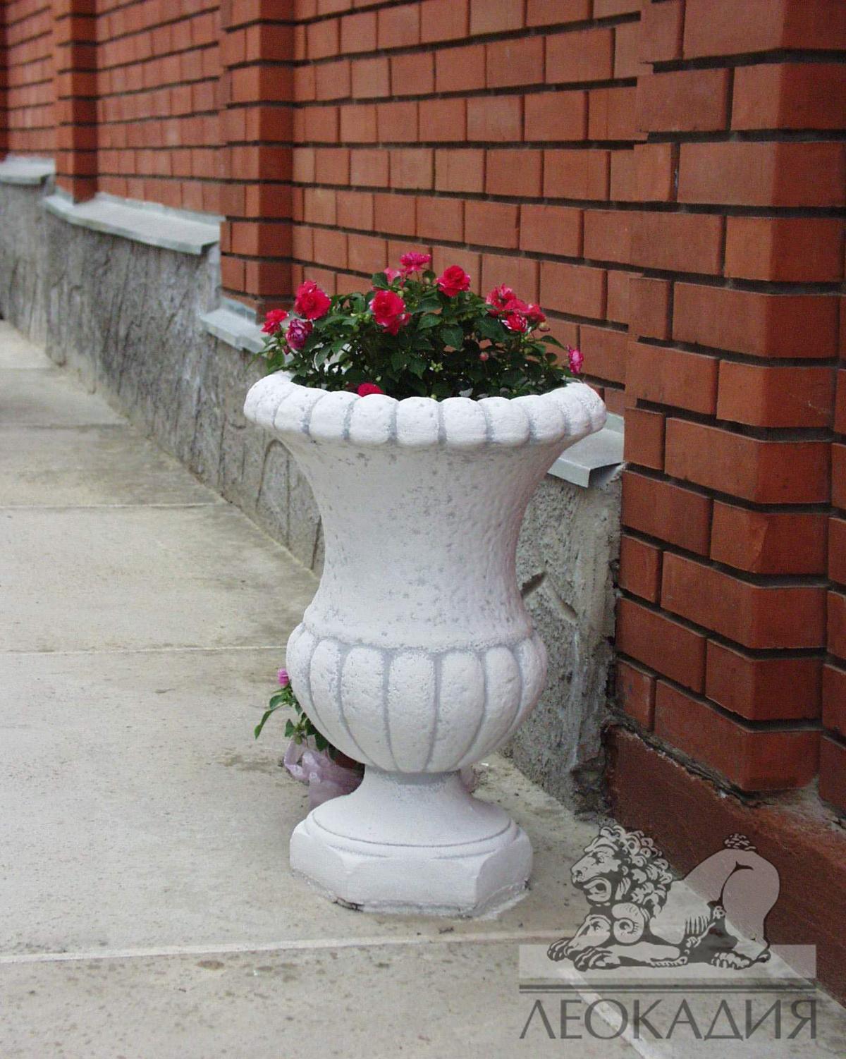Вазы для цветов на даче фото
