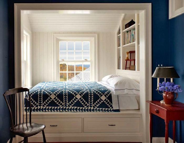 Кровати у окна своими руками 42
