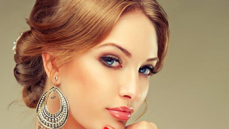 Самые красивые девушки мира с макияжем