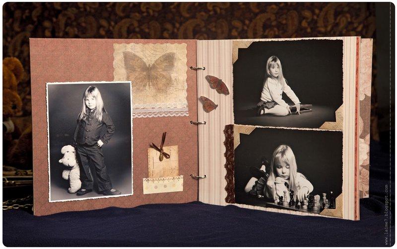 Фотоальбомы для старых фото своими руками