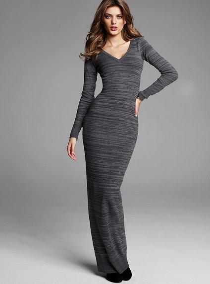 Сшить облегающее трикотажное платье своими руками 58