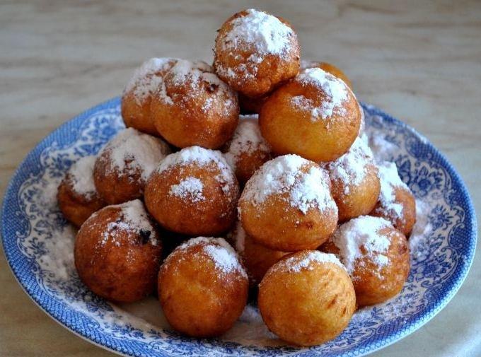 Британские пончики рецепт пошаговый