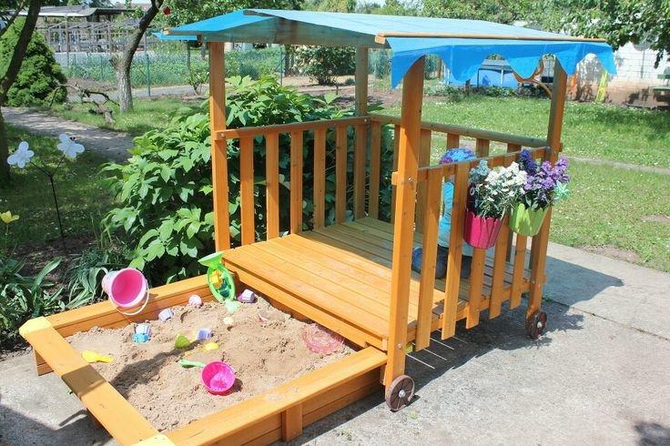 Мини детская площадка своими руками фото и идеи