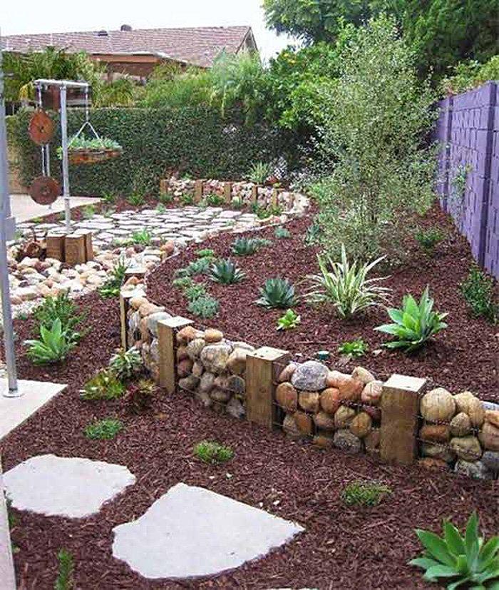 Интересные идеи для сада и дачи фото