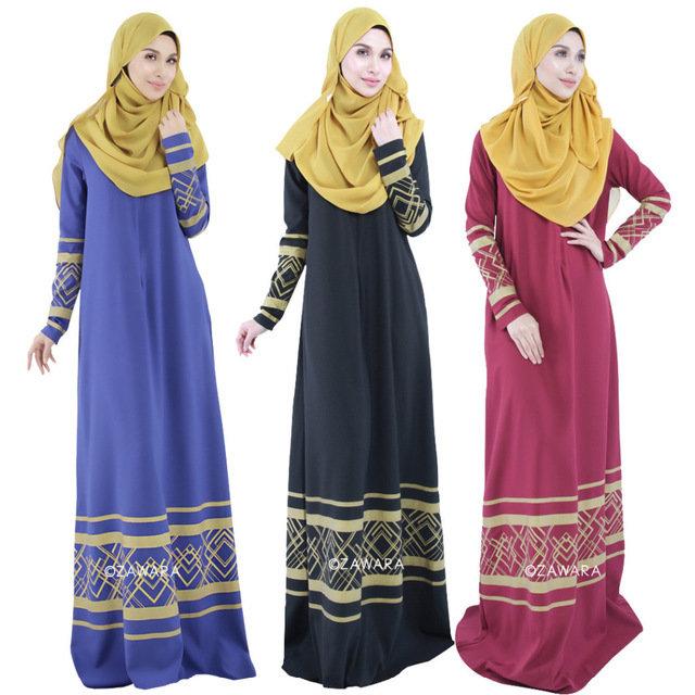 Исламская одежда в картинках для