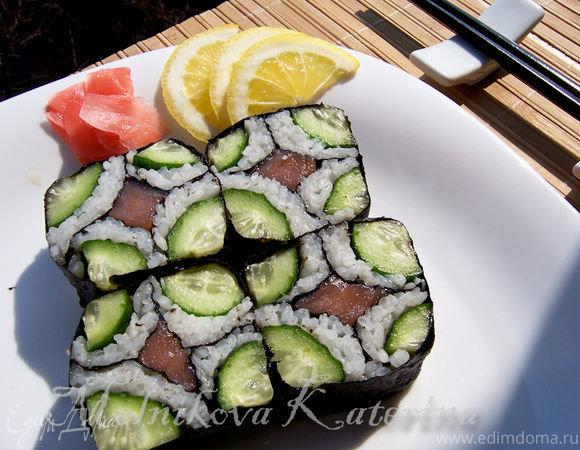 Старинные рецепты приготовления роллов и суши