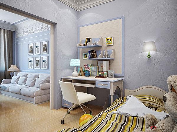 Как сделать детскую зону в спальне родителей
