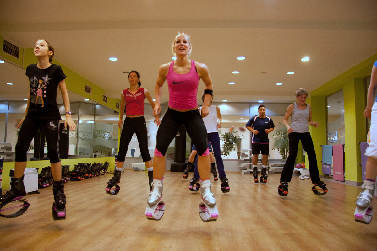 fitnessstudio zum abnehmen